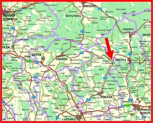 kokava-mapa